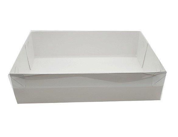 Embalagem branca - 20x14x5 - pacote c/ 20 unidades