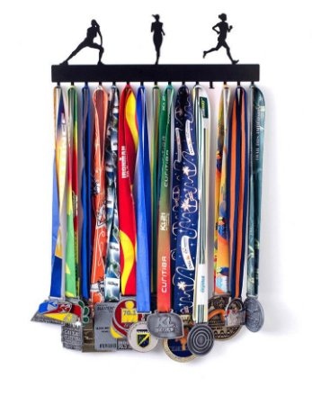 Porta Medalhas Corrida Feminino