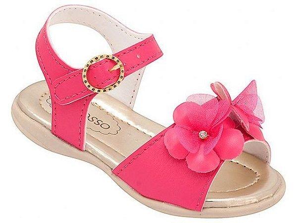 Sandália Infantil Unipasso 0172 - Pink