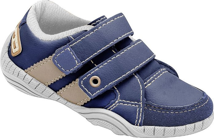 Sapatênis Infantil  Dok New Confort 10046 - Azul Marinho