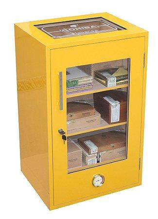 Umidor para Charutos para até 30 caixas (90x54x45cm) - Elétrico Bivolt