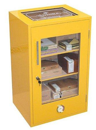 Umidor para Charutos Cohiba para até 20 caixas (90x54x45cm) - Imbuia