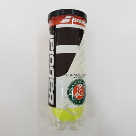BOLA DE TÊNIS BABOLAT FRENCH OPEN ALL COURT X3