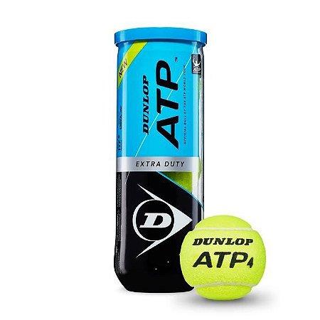 BOLA TENIS DUNLOP ATP X3