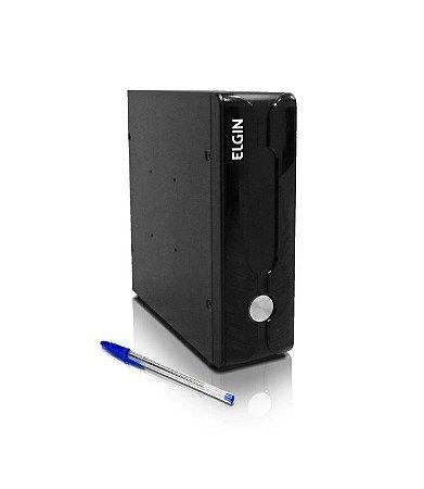 Desktop ELGIN Newera E3 Nano DualC. 2GB 500GB 2Seriais