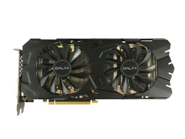 Placa de Vídeo nVidia GeForce GTX 1070 8GB GDDR5 Galaxy EXOC