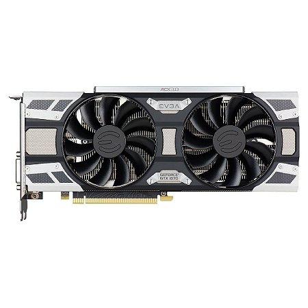 Placa de Vídeo nVidia GeForce GTX 1070 8GB GDDR5 EVGA