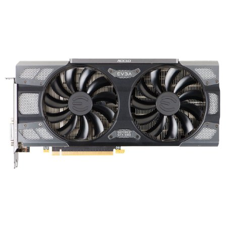 Placa de Vídeo nVidia GeForce GTX 1080 8GB GDDR5x EVGA FTW