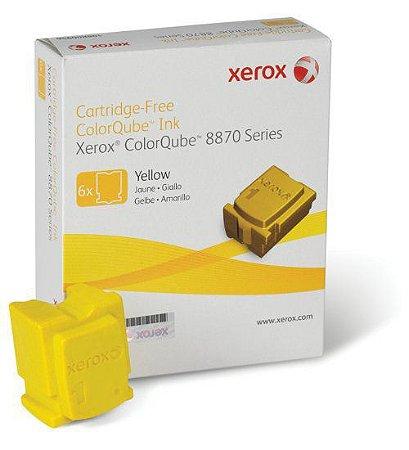 Bastão de Cera Xerox Amarelo - 17.3K - 108R00960NO