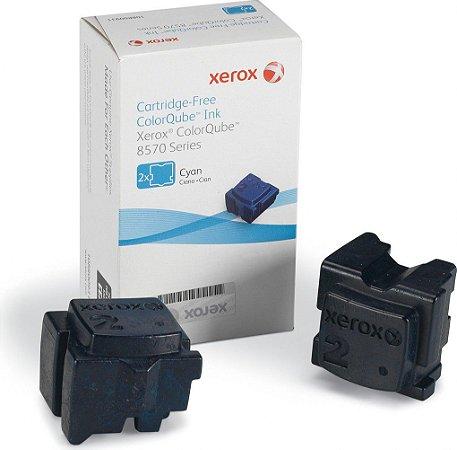 Bastão de Cera Xerox Ciano - 4.4K - 108R00936NO