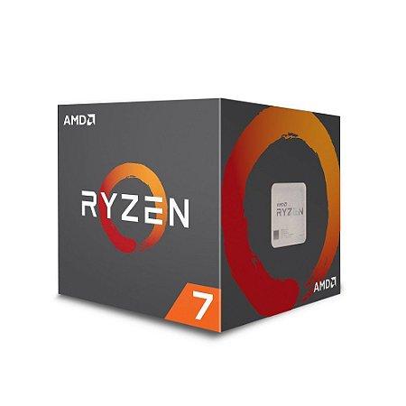 Processador AMD Ryzen R7 1700x 3.4GHz (AM4) S/Cooler