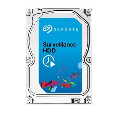 Hard Disk 3TB SATA III 64MB Seagate Surveillance