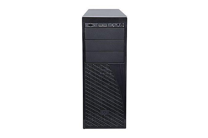 Chassi Server Intel 4U c/Fonte 550W(Não redundante) p/Placa S2400SC2