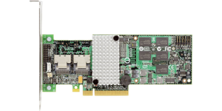 Controladora RAID Intel RS2BL080 P/ HD SAS/SATA