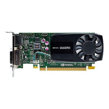 Placa de Vídeo nVidia Quadro K620 2GB GDDR3 PNY