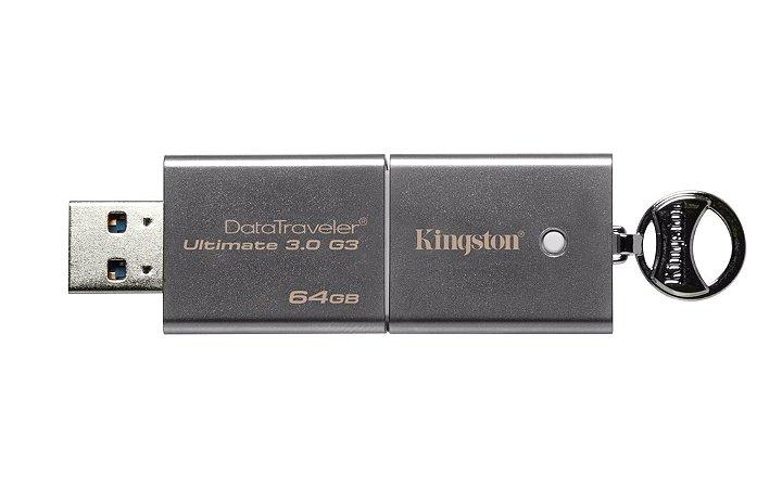 Pen Drive 64GB Kingston DataTraveler Ultimate G3 USB 3.0