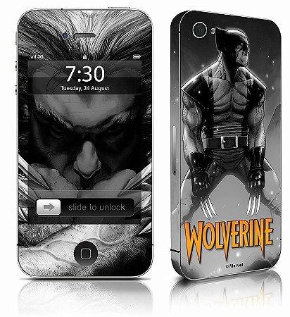 Skin para celular Wolverine Oficial