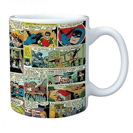 Caneca Quadrinhos DC Comics Oficial