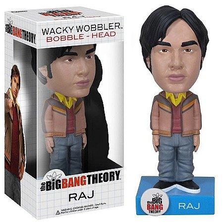 Raj The Big Bang Theory Funko Bobble Head