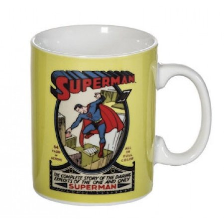 Caneca Superman DC Comics Oficial