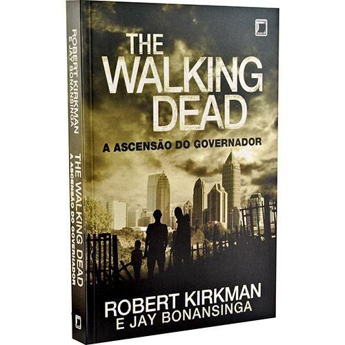 Livro - The Walking Dead  A Ascensão do Governador Vol. 1