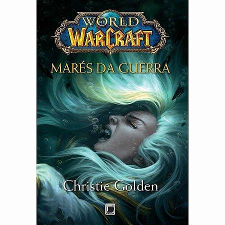 Livro  World Of Warcraft Marés da Guerra
