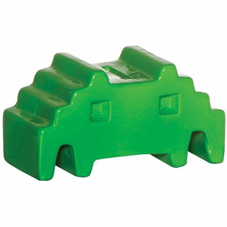 Cofre Alien Space Invaders Verde