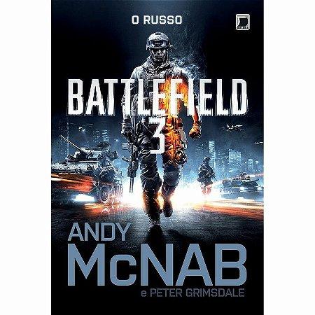 Livro  Battlefield 3 O Russo