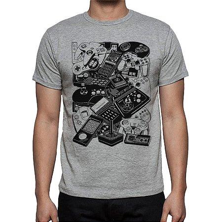 Camiseta Consoles