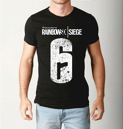 Camiseta Rainbow Six