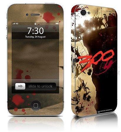 Skin para celular 300 Oficial
