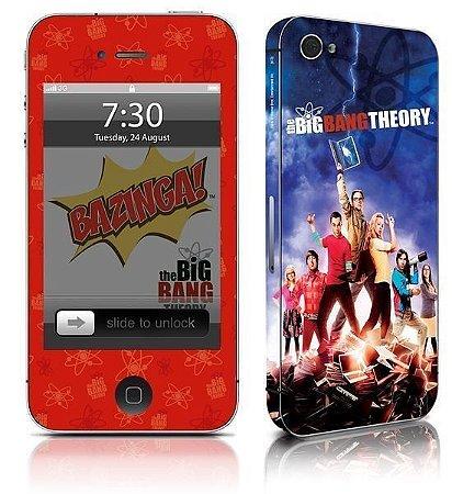 Skin para celular The Big Bang Theory Oficial