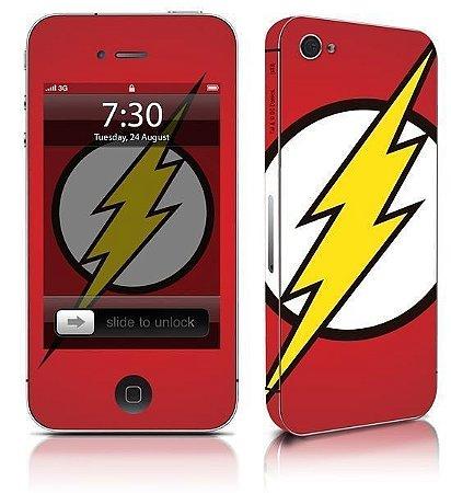 Skin para celular The Flash Oficial