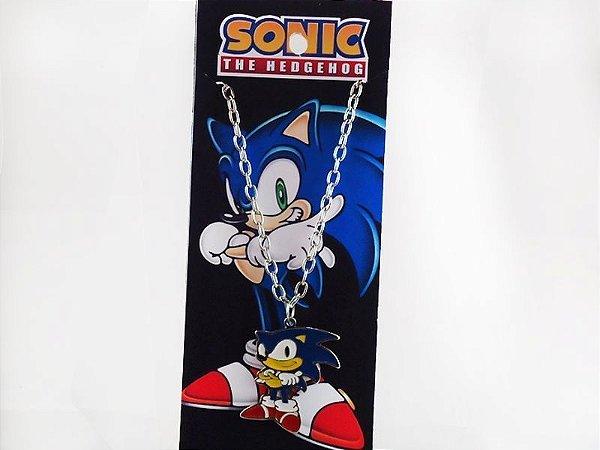 Colar Sonic