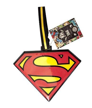 Etiqueta para Mala SUPERMAN DC Comics Oficial