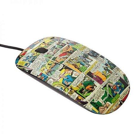 Mouse Quadrinhos DC Comics Oficial