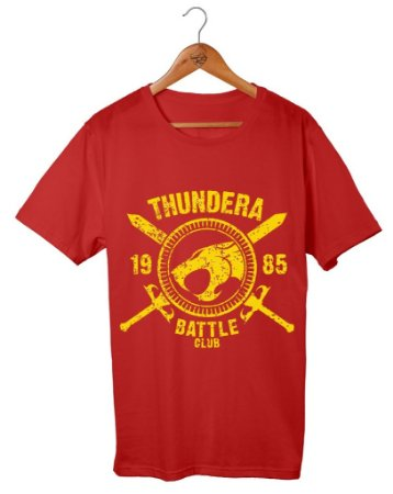 Camiseta Thundera Battle Club