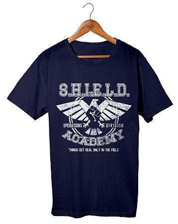 Camiseta Shield Academy