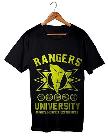Camiseta Rangers University