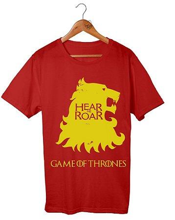Camiseta Lannister Game Of Thrones