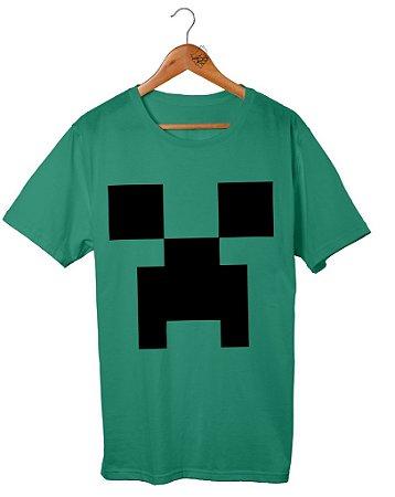 Camiseta Minecraft Creeper