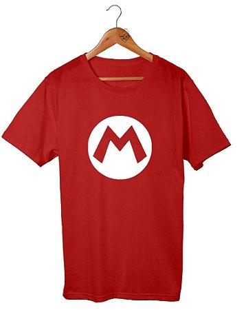 Camiseta Mario