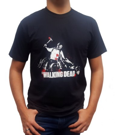Camiseta The Walking Dead Tyreese