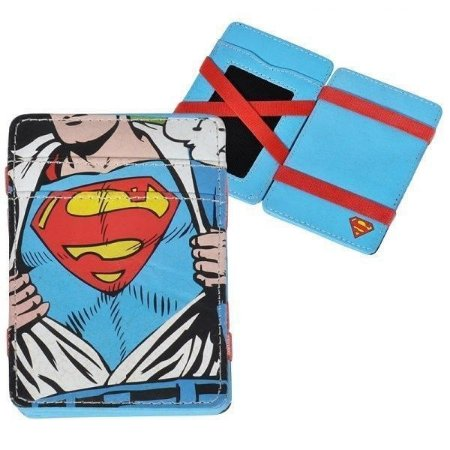Carteira Superman Oficial
