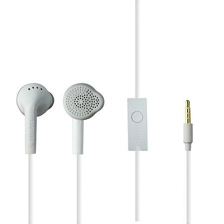 Fone de Ouvido Bi-Auricular Original Samsung - Branco