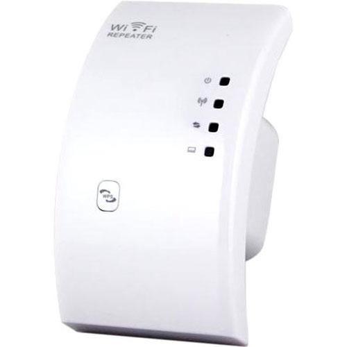 Repetidor Roteador Expansor de Sinal Wireless Wi-Fi 300mbps
