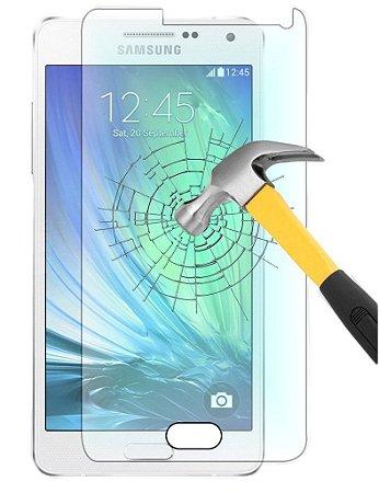Película de Vidro Temperado para Smartphone Samsung Galaxy J3