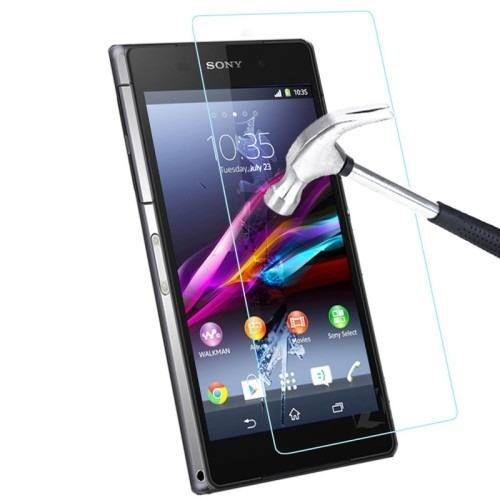 Película Vidro Temperado para Smartphone Xperia Z1