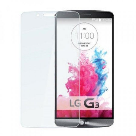 Película de Vidro Temperado para Smartphone LG G3