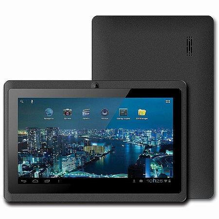 """Tablet Phaser Kinno II PC713 com Tela 7"""", 4GB, Câmera, Wi-Fi, Suporte à Modem 3G e Android 4.0"""